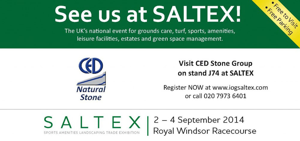 CED Stone Group To Exhibit at SALTEX 2014