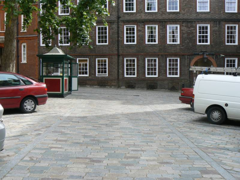 Temple Setts at Middle Temple' London. For full details and further images of this job please visit our Projects Gallery.