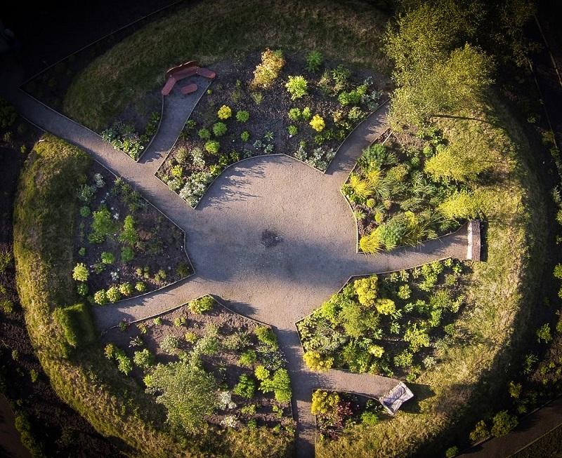 CEDEC Grey, Glenfinart Walled Garden, Ardintinny