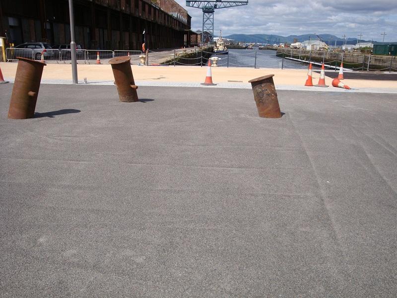 CEDEC Grey, James Watt Dock, Greenock