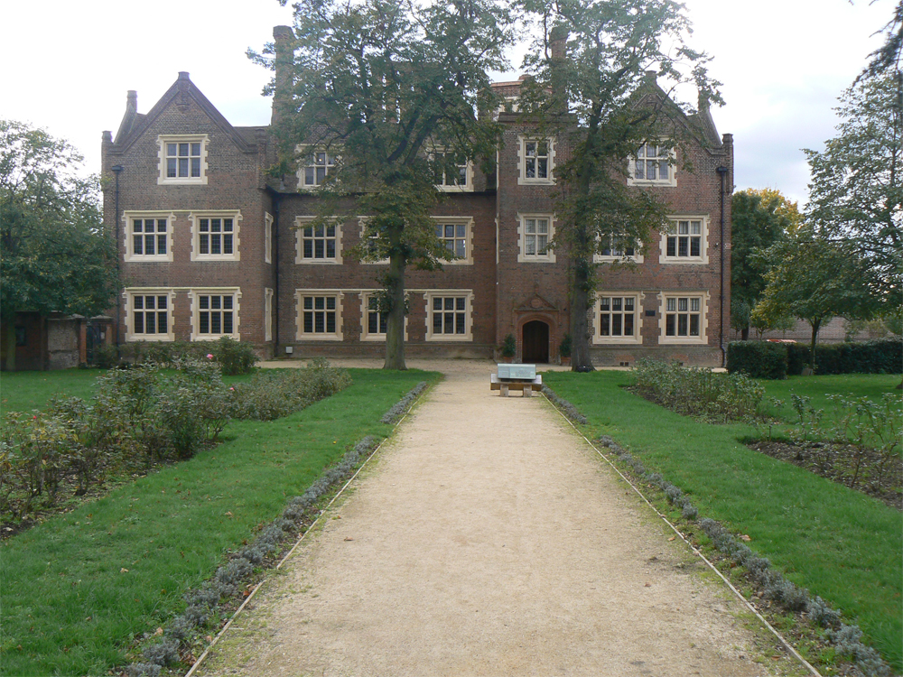 Cedec Gold' Eastbury Manor House' Barking.