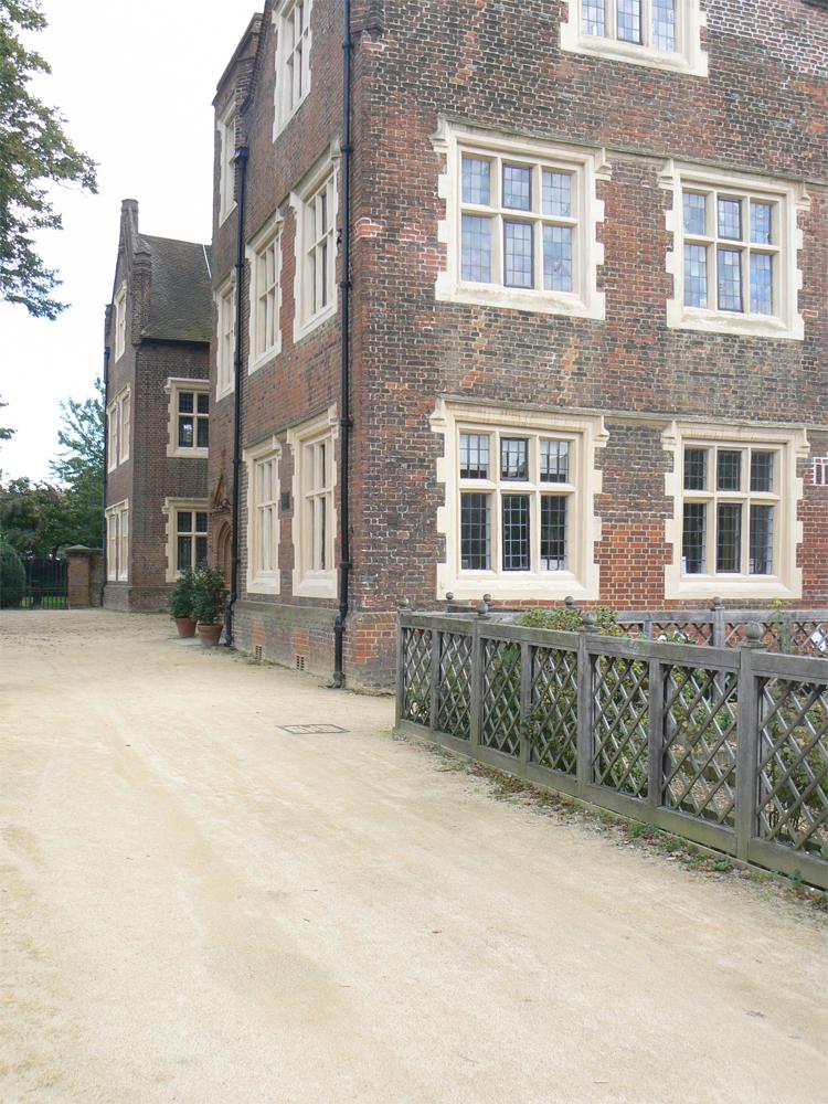 Cedec Gold' Eastbury Manor House' Barking.