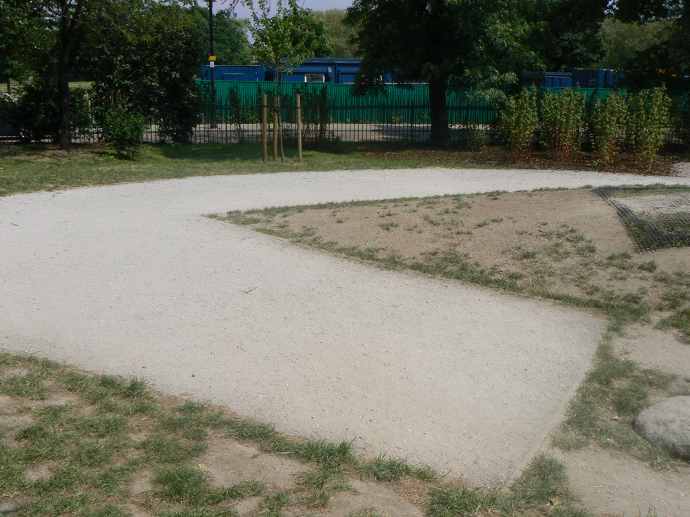 CEDEC Silver at Victoria Park play area.