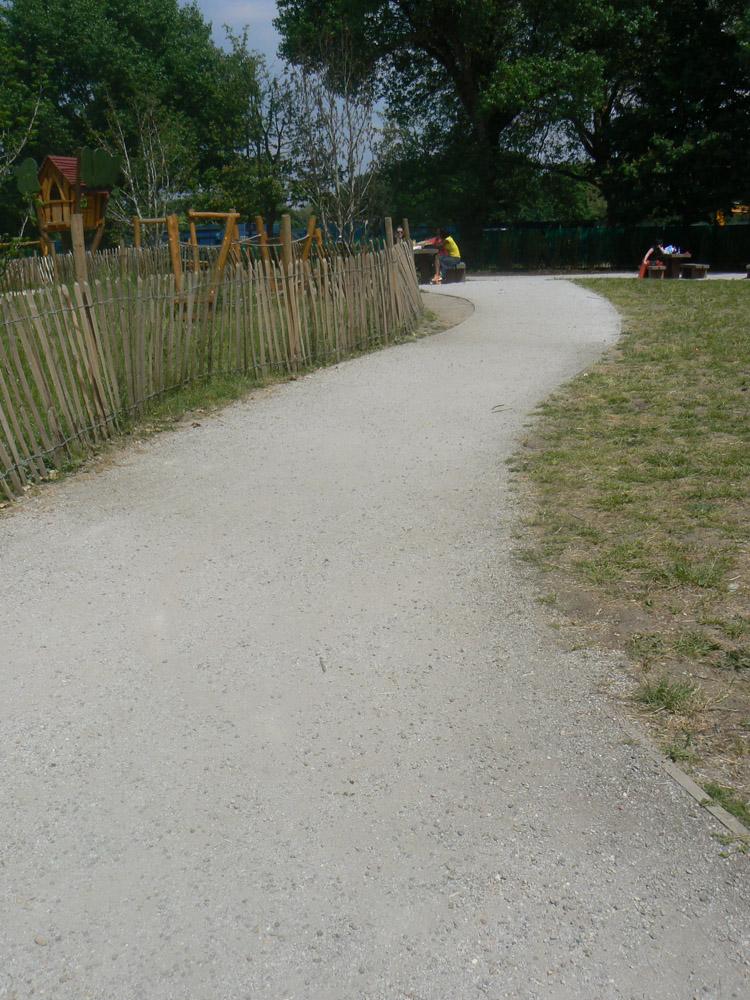 CEDEC Silver at Victoria Park play area.