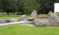 The Healing Garden at St Francis Hospice' Berkamsted.