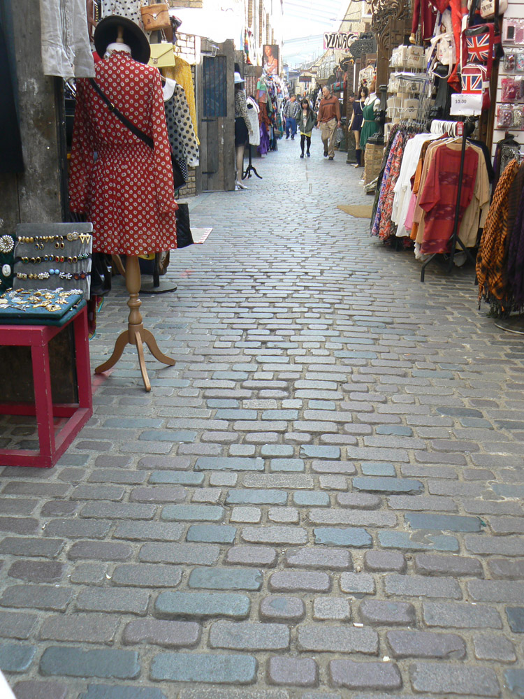 Temple Setts at Camden Stables' London. For further images and information on this job please visit our Projects Gallery.