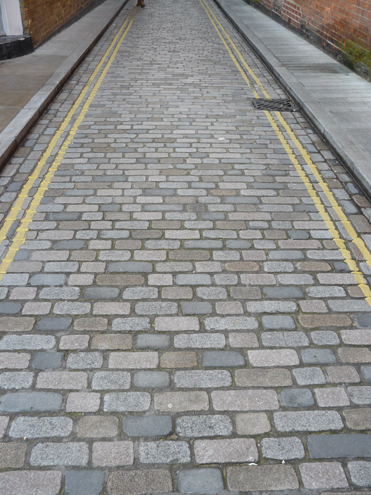 Temple Setts Amp Yorkstone Paving At Richmond Ced Ltd For