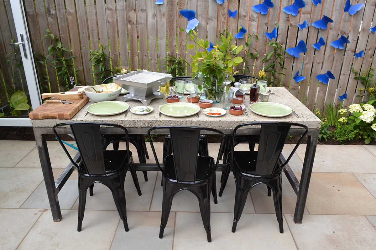 Our Tudor Paving was featured in ITV's Love Your Garden which aired on 02nd August 2016