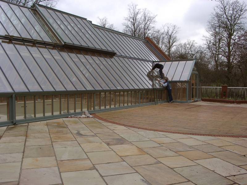 Donegal Quartzite Paving' Private House