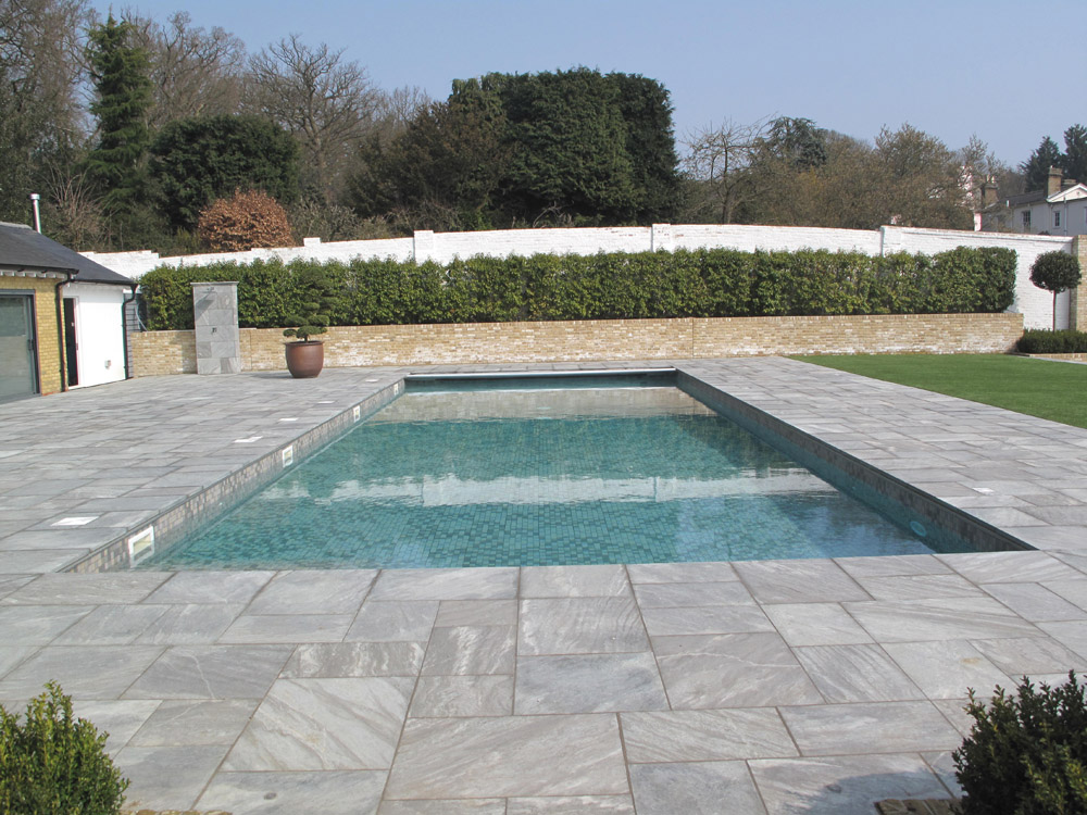 Ebony Cloud Patios Amp Paving Private Gardens Ced Ltd For