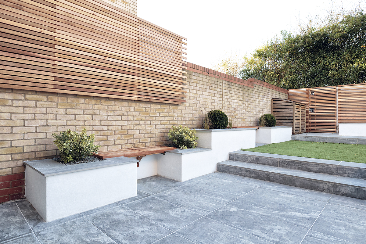 Private garden by Openview Landscapes