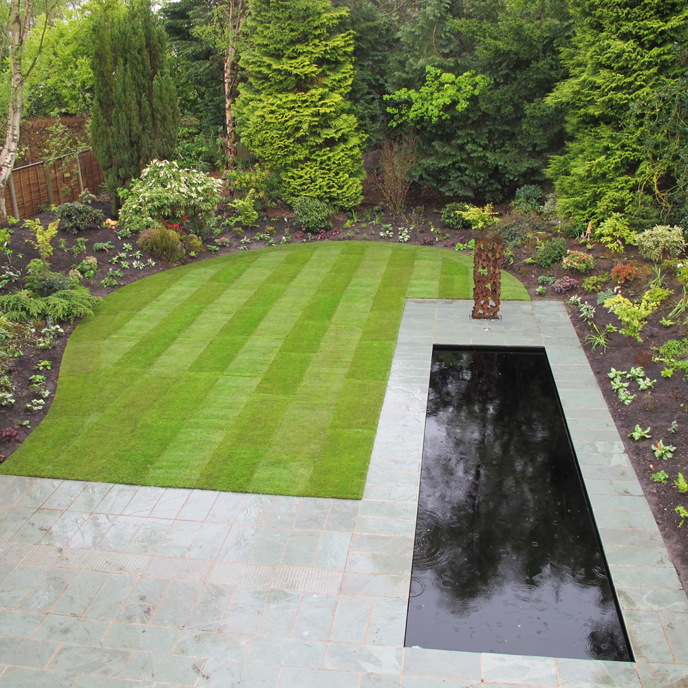 Green slate paving ced ltd for all your natural stone for Green pavers