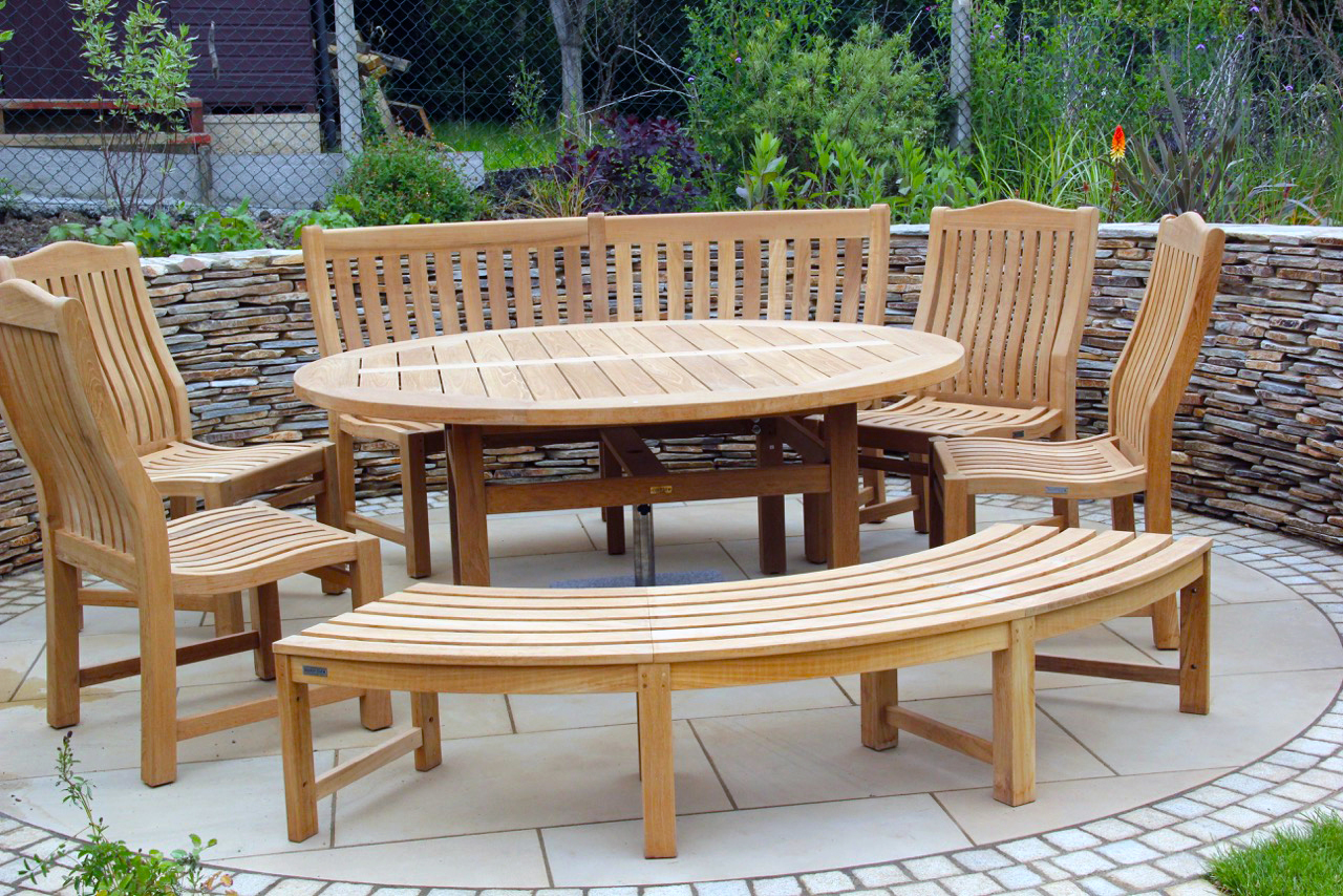 Buff Sandstone Paving In A Private Garden By Amanda