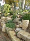 Purbeck Rockery Feature