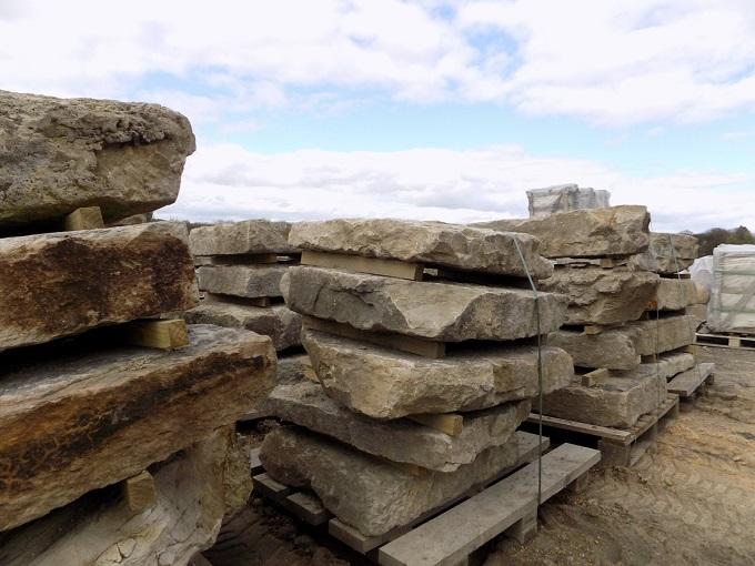 Reclaimed Hailes Sandstone