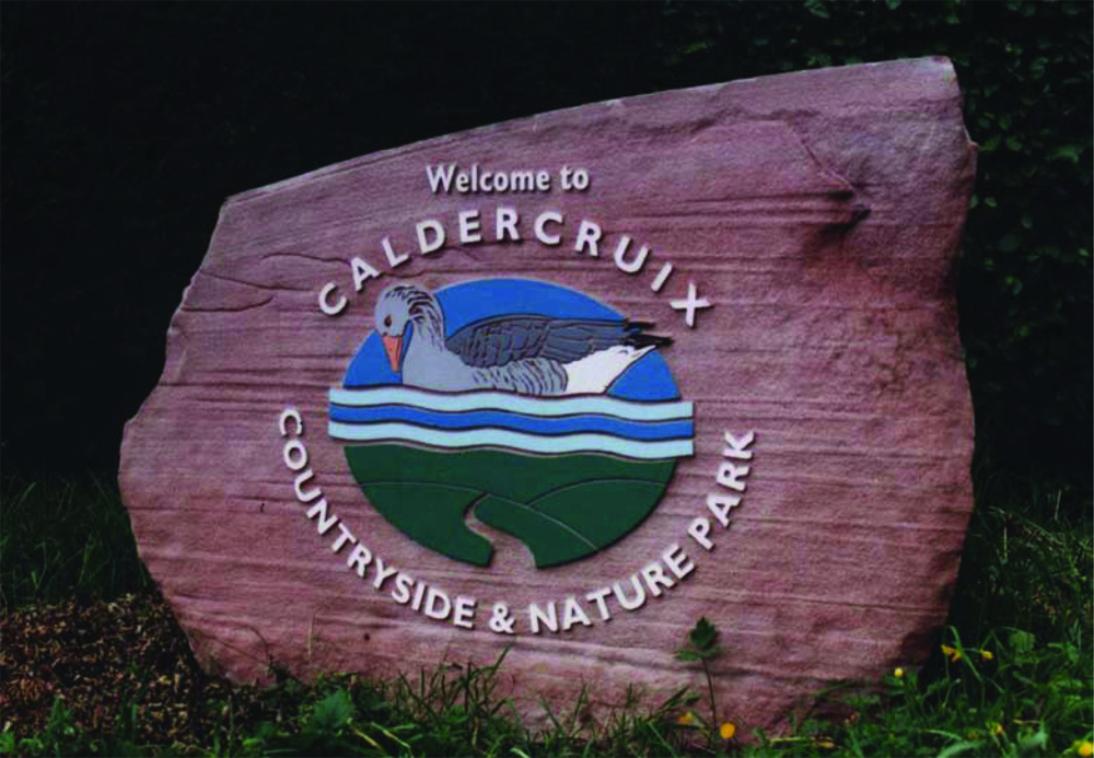 Caldercruix Country and Nature Park.