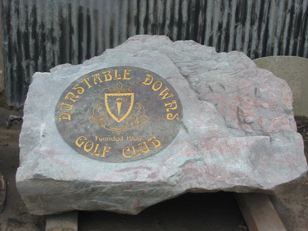 Dunstable Downs Golf Club.