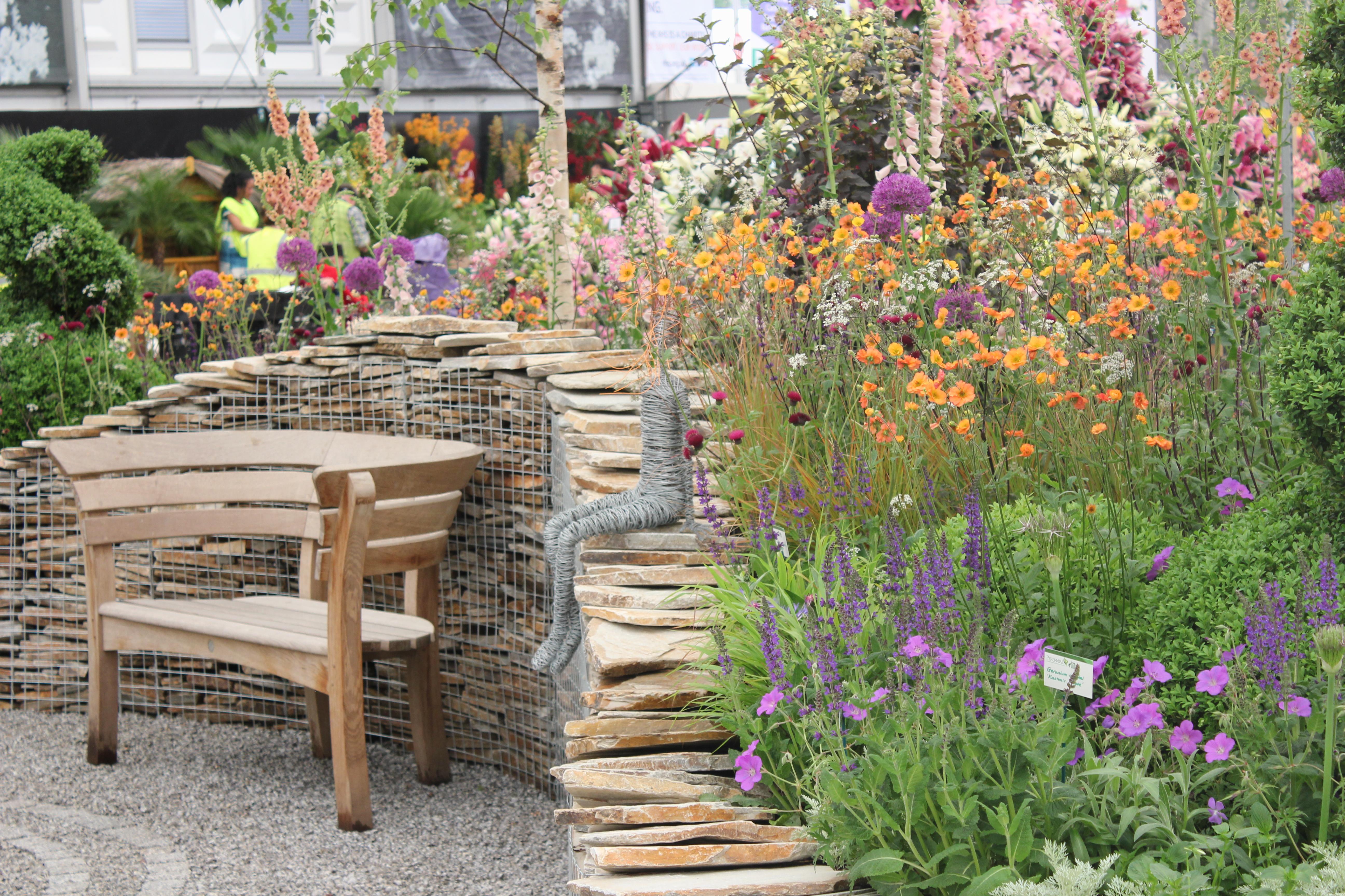 Perennial garden rhs chelsea flower show ced ltd for all for Chelsea flower show garden designs