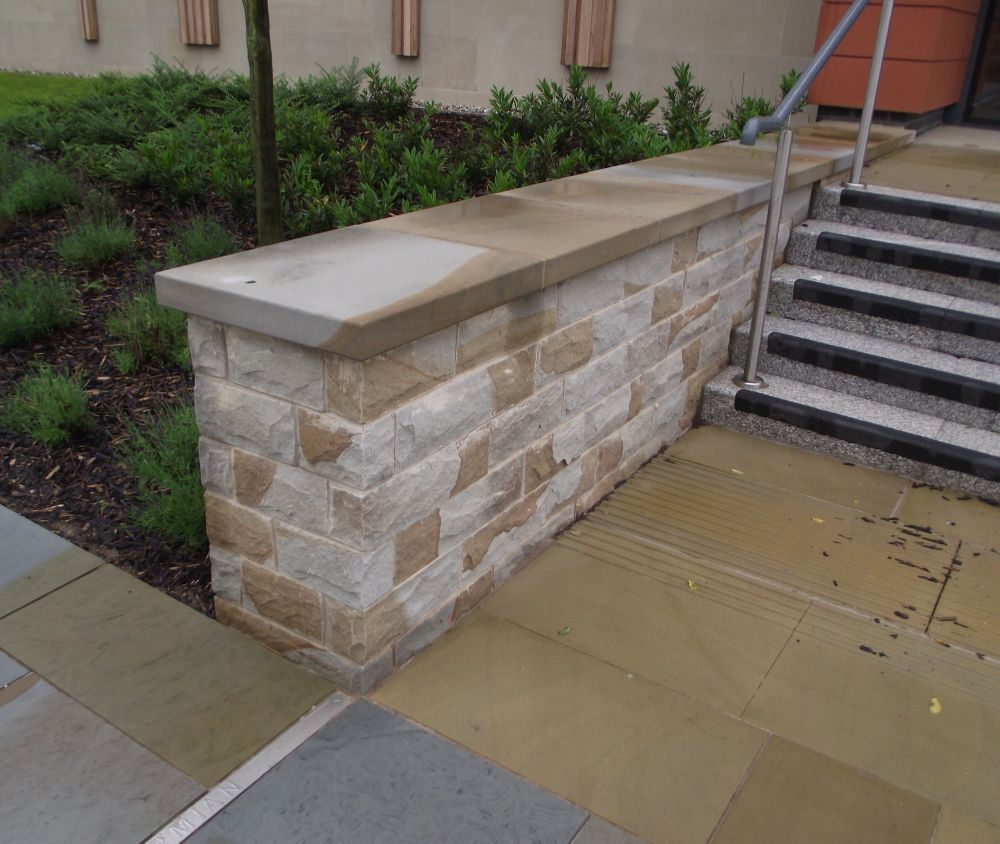 <p>Yorkstone Coping</p>  <p>  S35/489/A</p>  <p>  Sawn</p>  <p>  This coping is readily available</p>