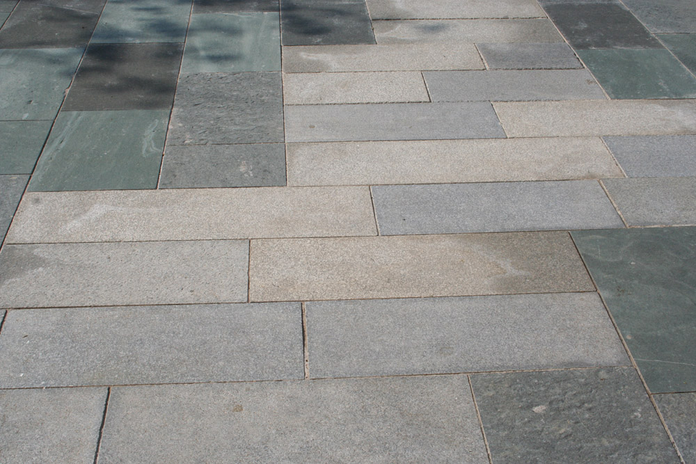 <p>Grampian Granite</p>  <p>S224/650/2</p>  <p>Sawn &amp; flame textured</p>  <p>300mm x 20mm x RL</p>  <p>This paving is readily available</p>