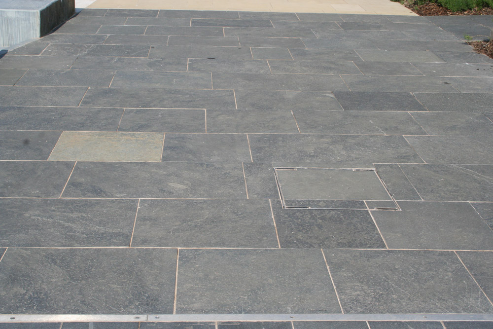 <p>Caithness Flagstone</p>  <p>S230/553/A</p>  <p>Riven</p>  <p>600mm x 50mm x RL</p>  <p>This paving is readily available</p>